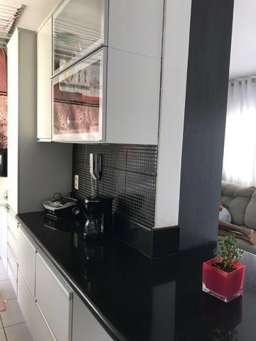 BN- Lindo Apartamento 2 quartos com suíte pertinho de Jardim Camburi - Foto 3