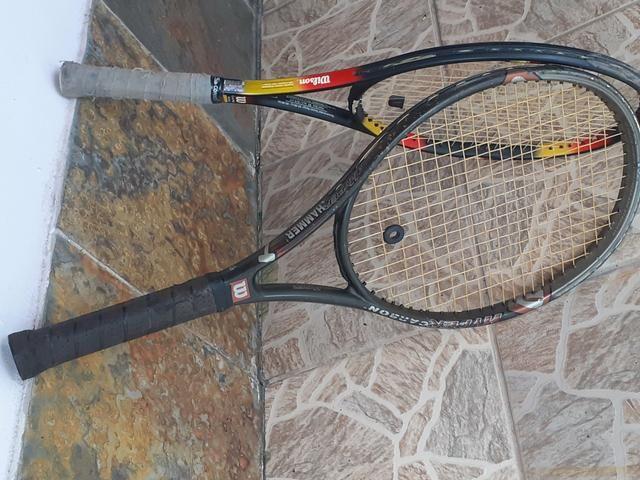 Raquetes Wilson - Foto 2