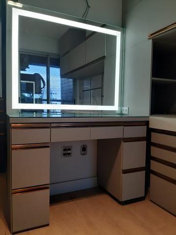 Box/Espelho com Iluminação Interna/Vidro Temperado - Foto 5