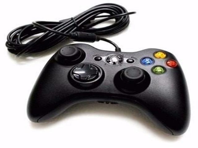 Faça.seu.pedido-Controle Xbox 360 com Fio - Foto 2