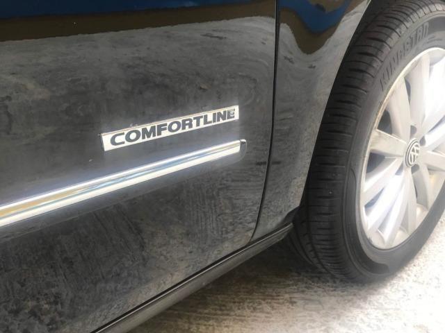 Vw Volkswagen Voyage 1.6 comfortline 2010 - Foto 4