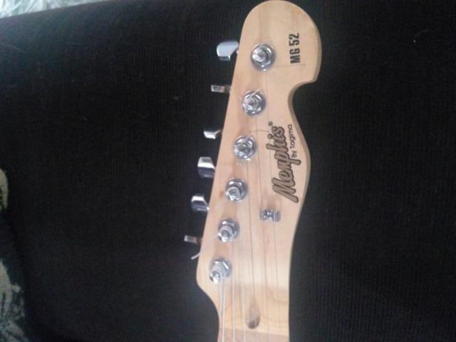 Guitarra Memphis Mg52 Telecaster (Usada) - Foto 2