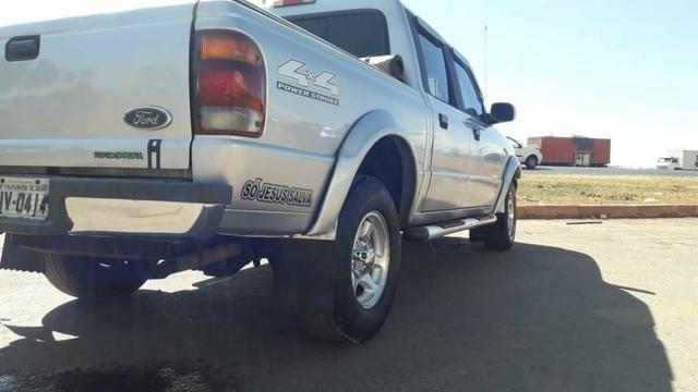 Range diesel 00/00 completa, camionete muito boa - Foto 2