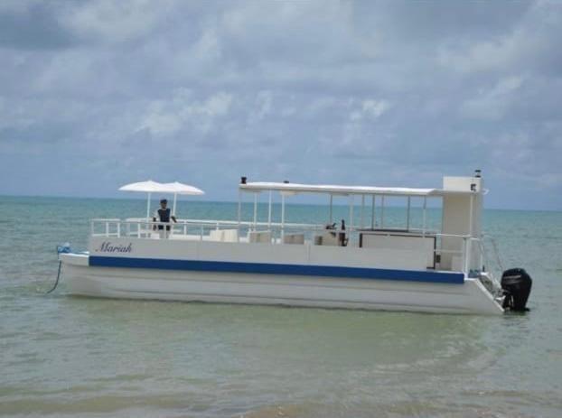 Catamarã em Japaratinga R$ 250.000,00