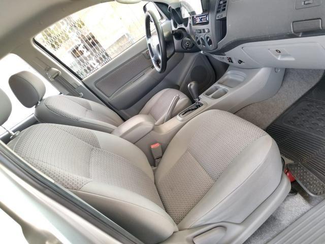 Toyota Hilux CD SR 2.7 WTi 2010 GASOLINA - Foto 15