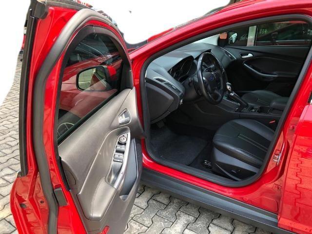 Ford Focus Titanium 2.0 auto 14/15 Abaixo da fipe (novinho) - Foto 8