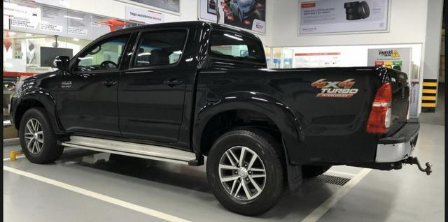 Toyota Hilux 3.0 srv 2012/ novíssima - Foto 5