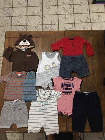 Roupas de bebê - Foto 2
