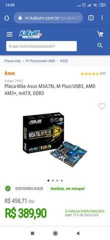 Kit Processador - Foto 6