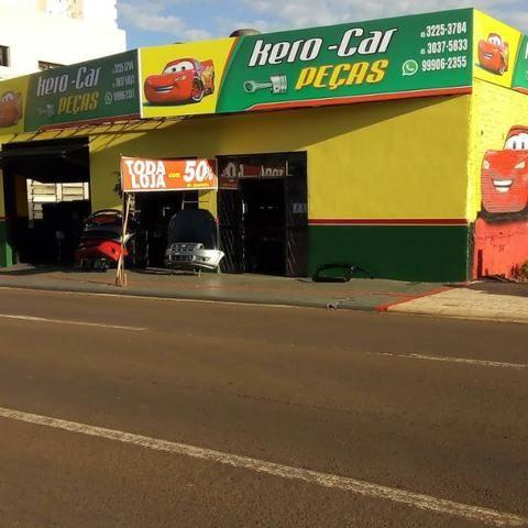 Vendo auto peças na rua parana ( kero car auto peças )