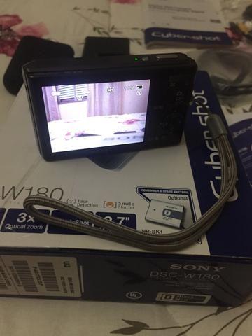 Câmera Sony Cyber-shot 10.1 Mpx - Modelo: Dsc-w180 - Foto 2