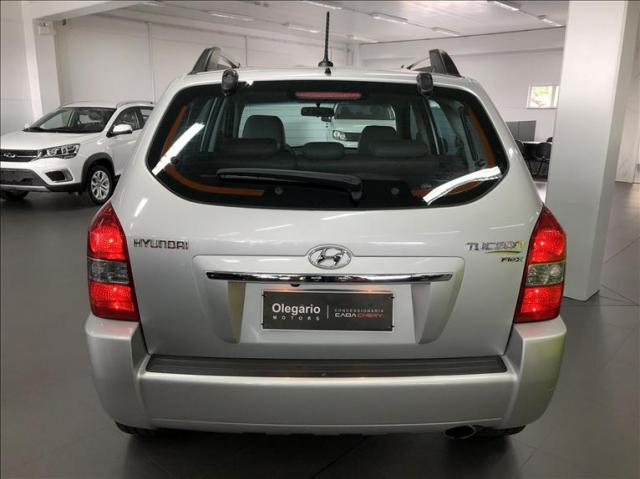 Hyundai Tucson 2.0 Mpfi Gls 16v 143cv 2wd - Foto 5
