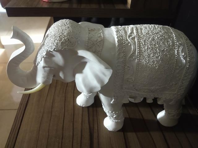 Escultura elefante - Foto 3