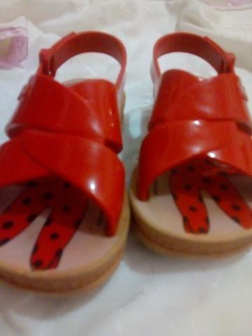 Sandália Ladybug - Foto 3