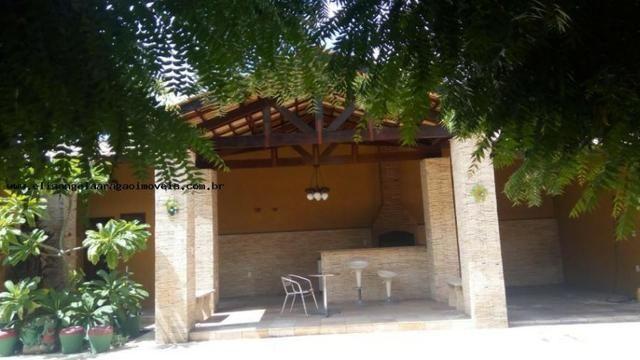 Parangaba, Casa plana com 05 quartos, 10 vagas, 378 M2, aceita financiamento, CP 100 - Foto 2