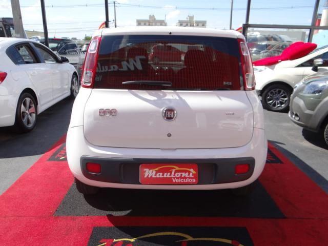FIAT UNO VIVACE 1.0 8V FLEX 4P MEC. - Foto 4
