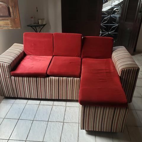 Sofá Muito novo R$550