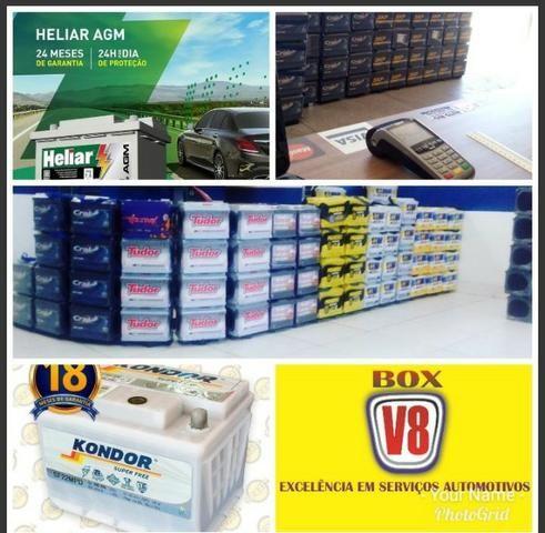 Promoção de Novembro Ligue Baterias V-8 Baterias 4103-1133 /98270-9899 R$129,99.