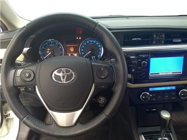 Toyota Corolla 2.0 altis 16v flex 4p automático - Foto 13