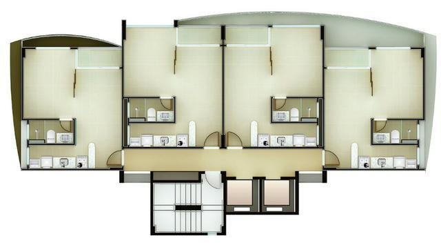 Apartamento em Ponta Negra - 40m² e Cobertura de 80m? - Vida Calma - Foto 6