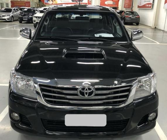 Toyota Hilux 3.0 srv 2012/ novíssima - Foto 4