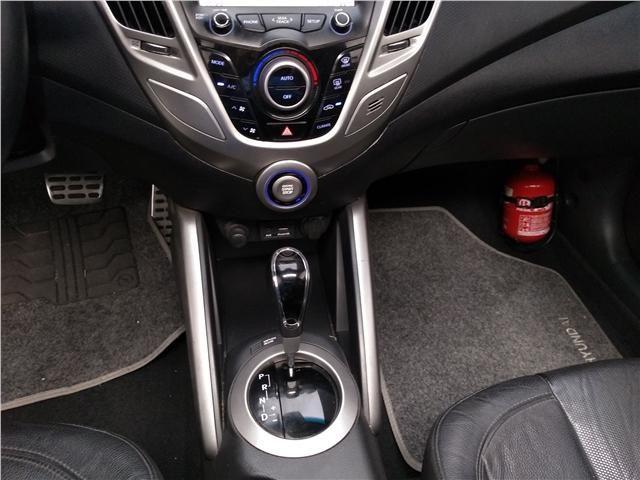 Hyundai Veloster 1.6 16v gasolina 3p automático - Foto 14