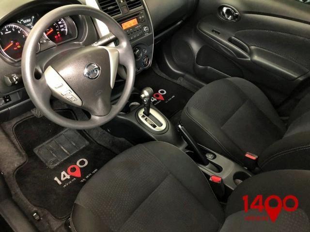 Nissan VERSA 1.6 SV CVT 4P - Foto 8