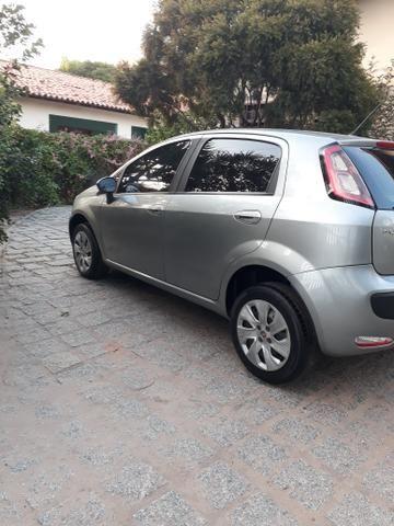 Fiat Punto Attractive 1.4 8V 2015 IMPECÁVEL! - Foto 6