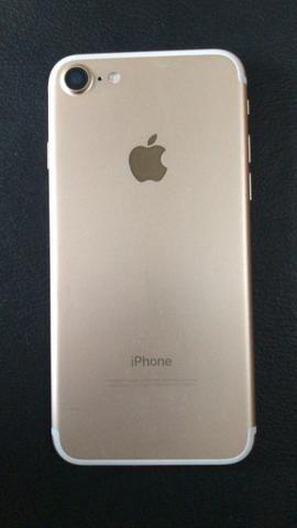 IPhone 7 dourado normal 128BG - Foto 2