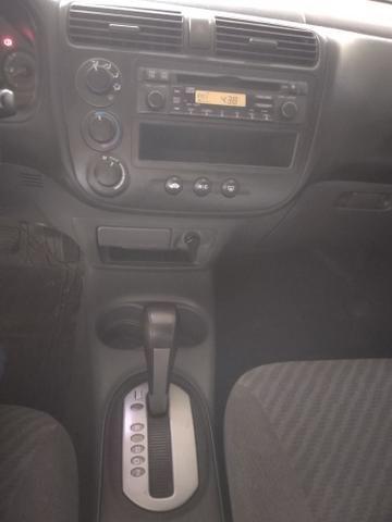Vendo Honda Civic automático 2003 - Foto 9