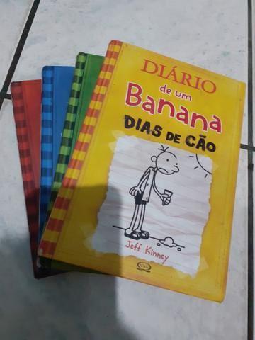 Livros diário de um banana capa dura - Foto 2