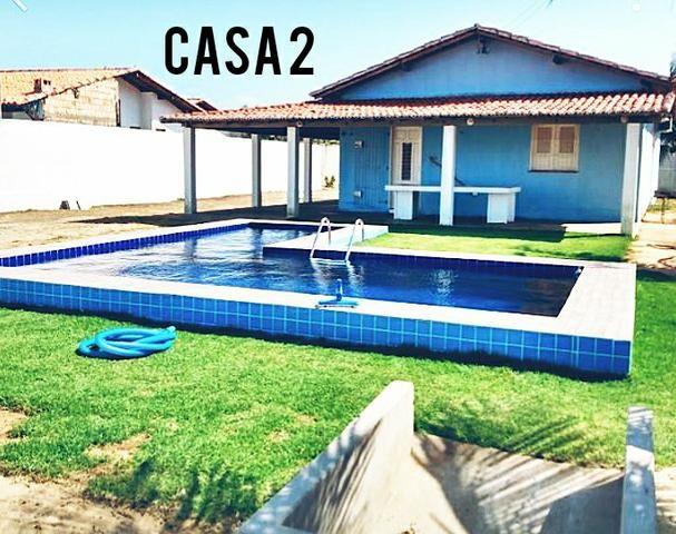 Casas de praia whatsap 86 99473 - 0356 - Foto 2