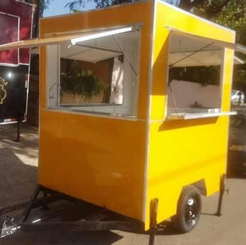 Rm fabricacoes de trailer baus tiramos nota pra emplacamento - Foto 3