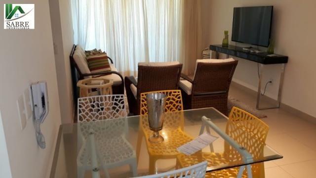 Apartamento Beira Mar 2 quartos Fortaleza-CE. RIVIERA BEACH PLACE - Foto 5