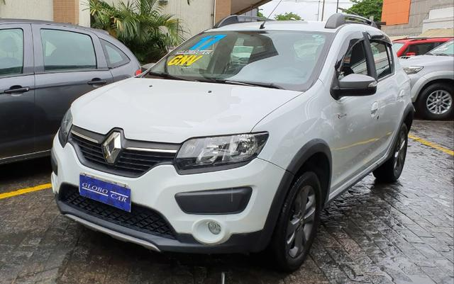 Renault sandero step way 2017 com gnv - Foto 4