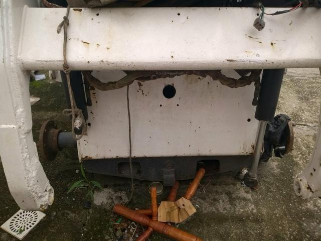 Carregadeira bobcat 773 - Foto 6