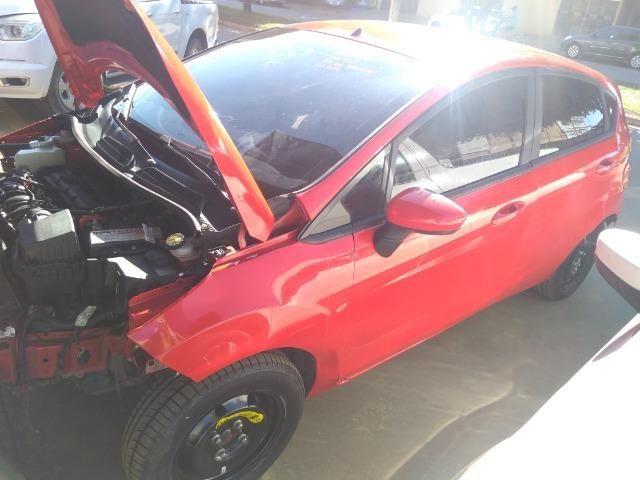 Ford Fiesta Ha 1.5 15/16 Para retirada de peças e partes - Foto 5