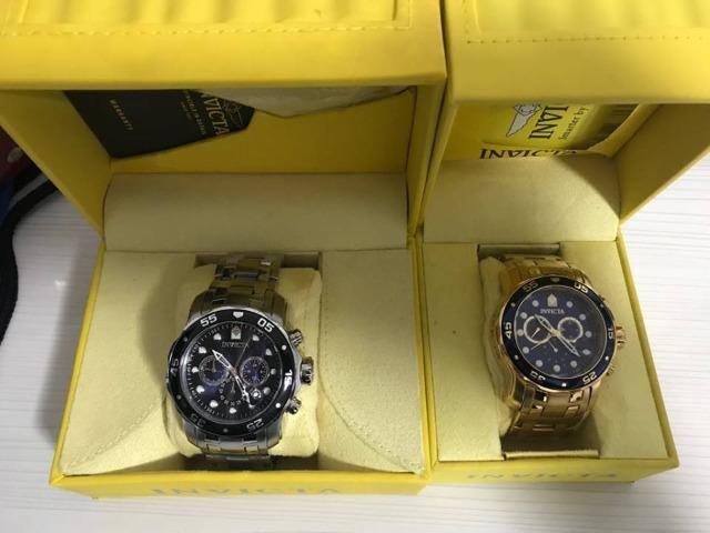 33ca156b092 Relógios Invicta Pro Diver-Pra vender hoje