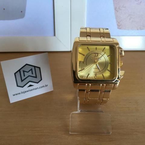 e5b0af13062 Relógio Diesel Ouro - Bijouterias