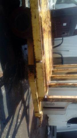 Carrinho industrial plataforma - Foto 2