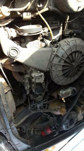 Motor Monza 1.8 carburado 1990 Parcial base de troca