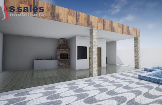Casa à venda com 3 dormitórios em Setor habitacional vicente pires, Brasília cod:CA00131 - Foto 4