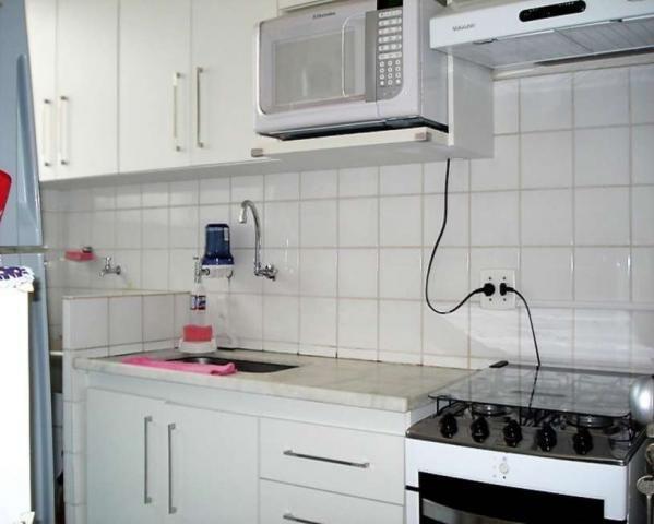 Apartamento de 02 quartos, 01 garagem demarcada - isento iptu no jardim américa!! - Foto 8