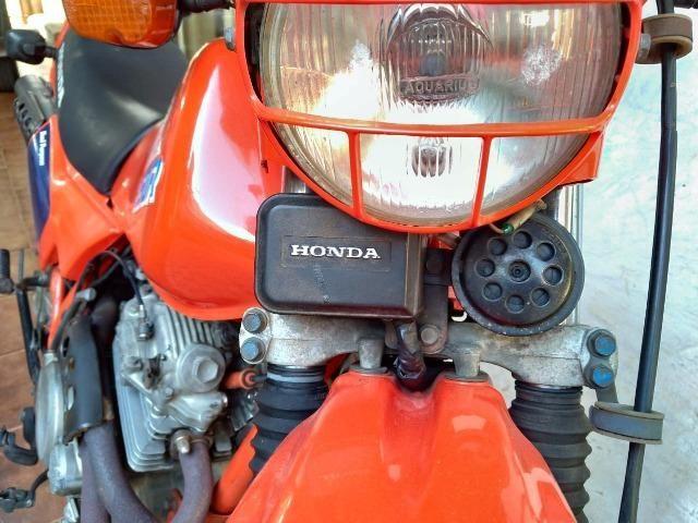 Honda Xlx 250 R - 1991 - Impecável - Raridade - Original - Foto 5