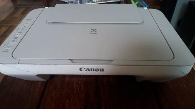 1fad94307 Impressora multifuncional canon pixma MG2410 - Computadores e ...