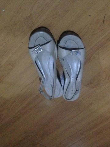 55c4bafff2 Sandália Plataforma Prego - Roupas e calçados - Saúde
