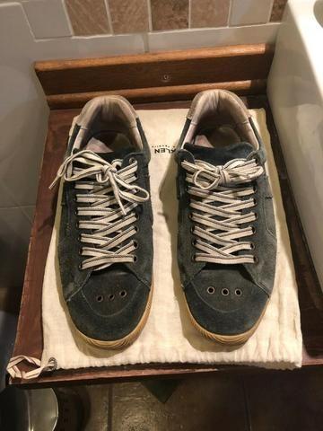 fc0a5e670 Tenis/ sapatenis Osklen original número 41 - Roupas e calçados ...