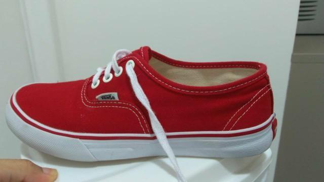 19b8d78d756 Vendo tênis vans ORIGINAL (nunca usado) - Roupas e calçados ...