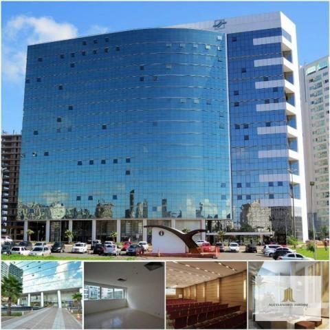 Le Quartier: sala c/ garagem no coração de Brasília