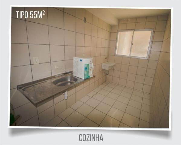 Residencial itaoca. aptos 02 quartos! - Foto 11
